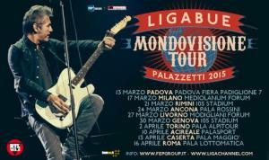 Ligabue - Mondovisione Palazzetti 2015 @ Castel Morrone | Castel Morrone | Campania | Italia