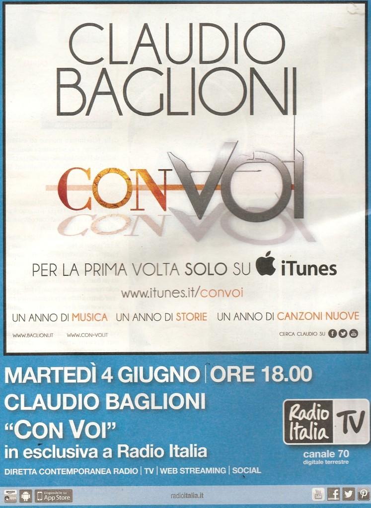 Radio Italia 4 Giugno 2013