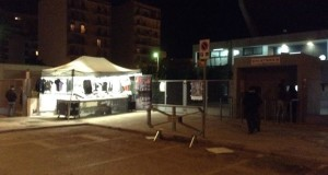 20 Novembre 2014 Claudio Baglioni a Taranto esterno