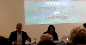 22 Maggio 2015 Science for life CLAUDIO BAGLIONI A LAMPEDUSA 0003