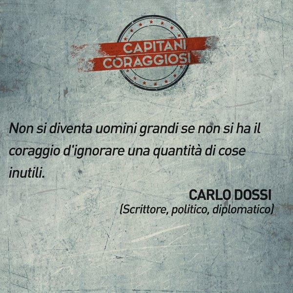 Carlo Dossi-Capitani Coraggiosi