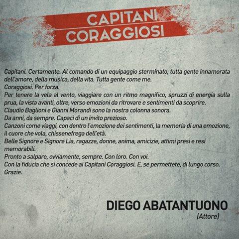 Diego Abatantuono-Capitani Coraggiosi