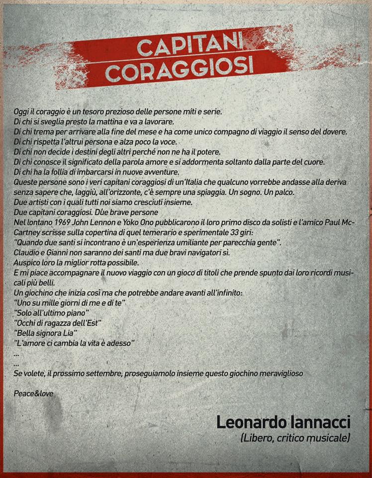 Leonardi Iannacci-Capitani Coraggiosi
