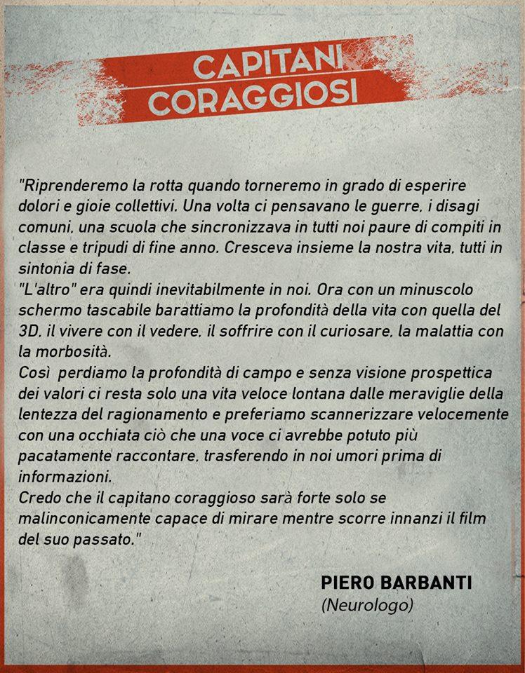 Piero Barbanti-Capitani Coraggiosi