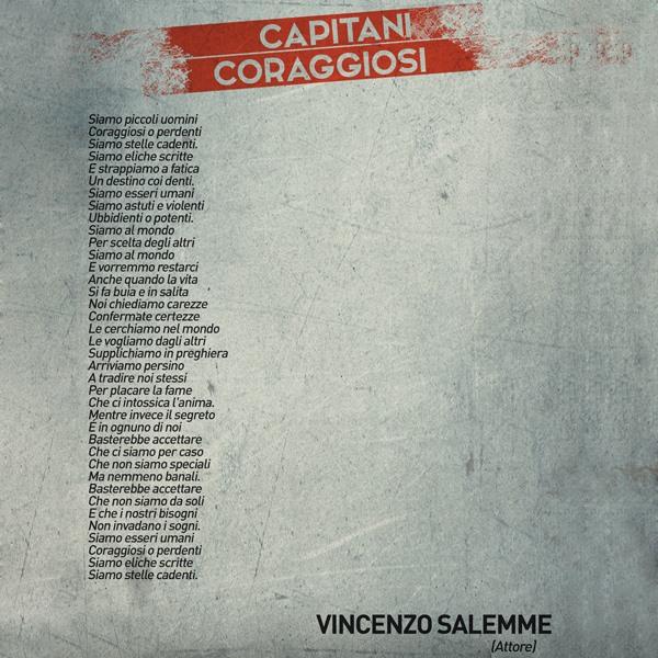 Vincenzo Salemme-Capitani Coraggiosi
