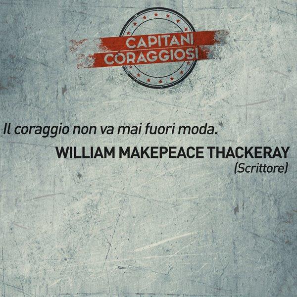 William Makepeace Thackeray - Capitani Coraggiosi