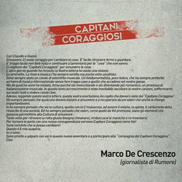 Marco De Crescenzo