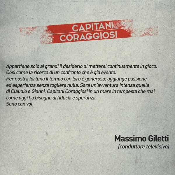 MassimoGilettixCapitaniCoraggiosi