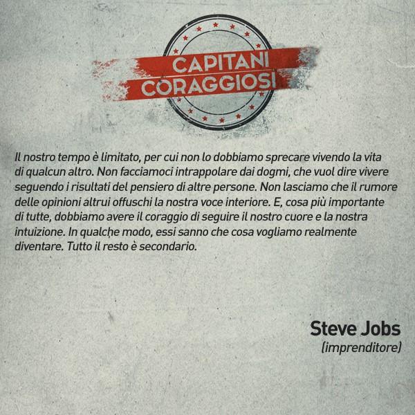 Steve Jobs - Capitani coraggiosi