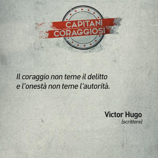 Victor Hugo - Capitani coraggiosi