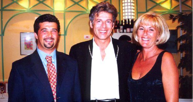 Claudio Baglioni a Lisbona nel 1998   (7)