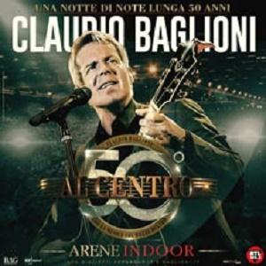Claudio Baglioni 50 anni al Centro