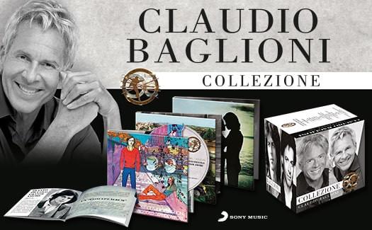 Claudio Baglioni Collezione