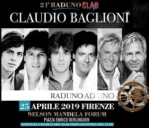 XXI Raduno Clab – Firenze 25/04/2019
