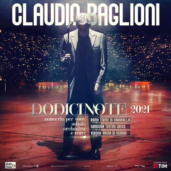 Claudio Baglioni – Dodici Note 2021