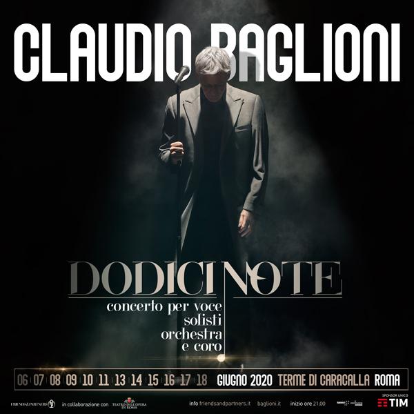 Claudio Baglioni – Dodici Note