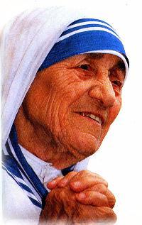 E Natale Madre Teresa Di Calcutta Volontari Di Lourdes