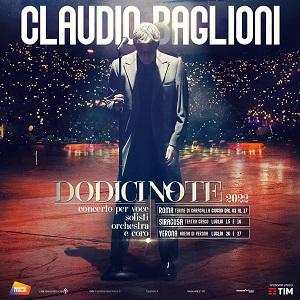 Claudio Baglioni – Dodici Note 2022